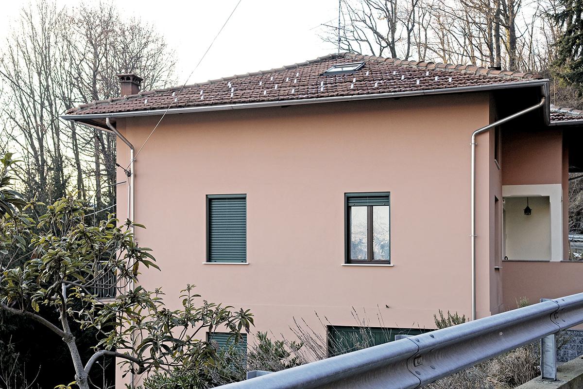 Casa Bordignon (Foto: M.Mormile)