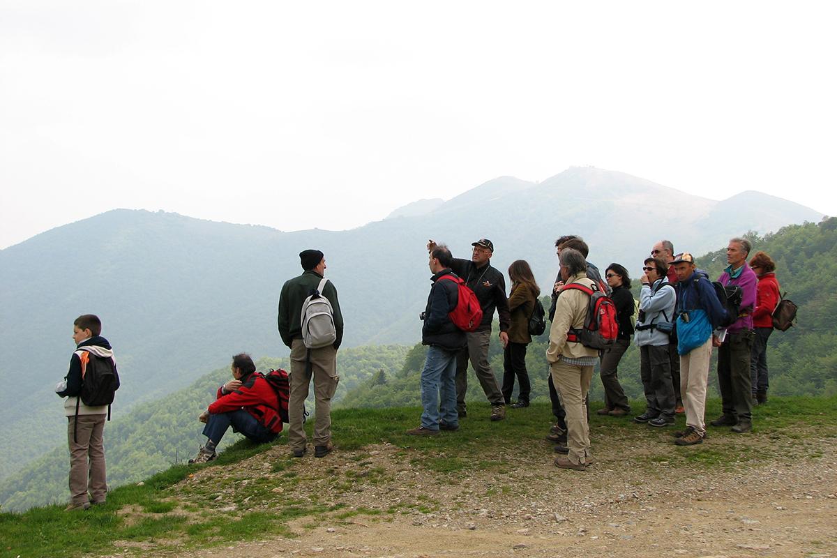 Escursione all'Oasi Zegna. (Foto: Gianni Bragante)
